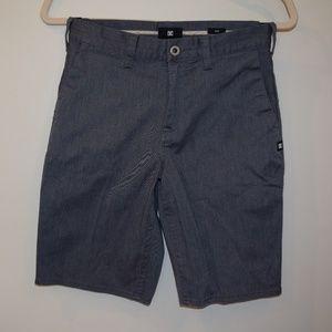 DC Slim Chino style boys shorts